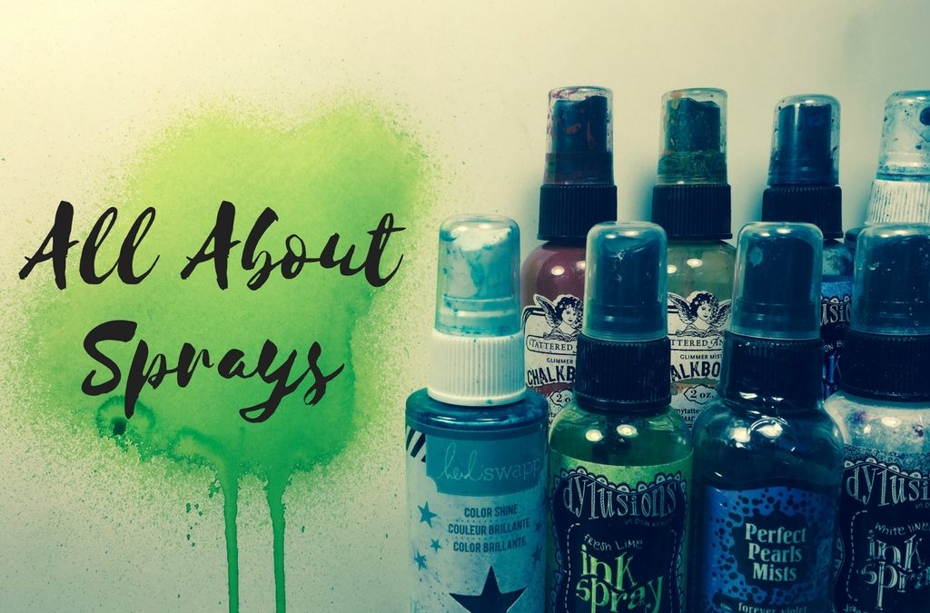 Free Class: All About Ink Sprays