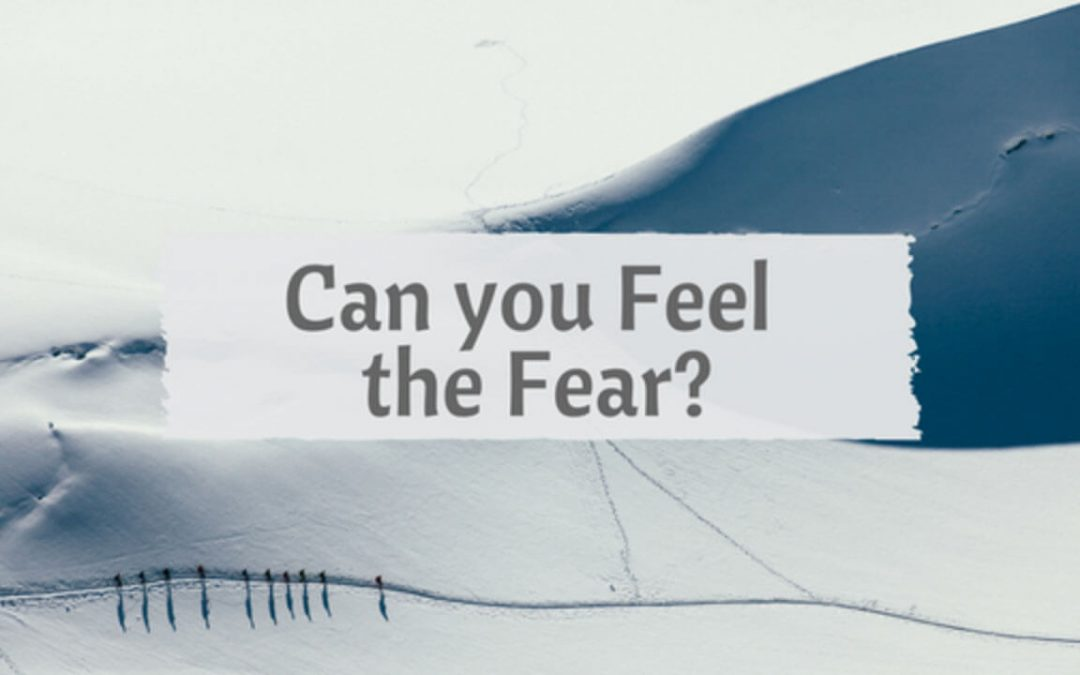 Can you feel the fear?