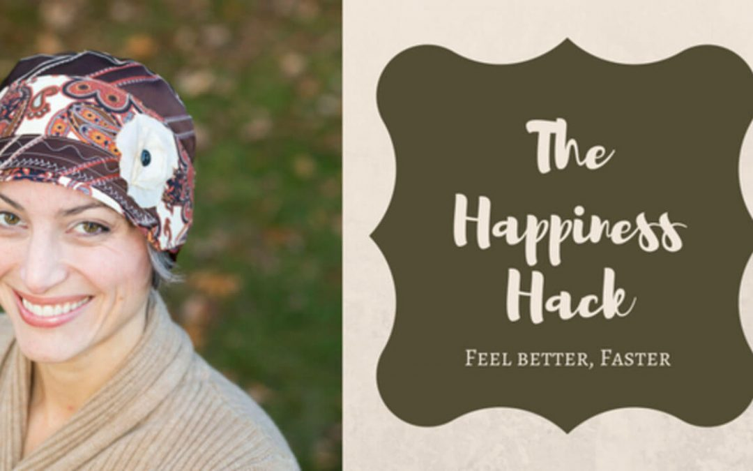 The Happiness Hack: Feel Better, Faster (Plus A Free Gift!)